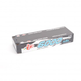 INTELLECT IPCC2S6000PT1 LIPO LIHV 2S 22.5MM STICK 6000MAH 7.6V
