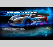 XRAY 350603 GTXE'22 - 1/8 LUXURY ELECTRIC ON-ROAD GT CAR