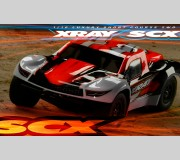 XRAY 320300  SCX - 2WD 1/10 ELECTRIC SHORT COURSE TRUCK