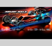 XRAY 320009 XB2D'21 - 2WD 1/10 ELECTRIC OFF-ROAD CAR - DIRT EDITION