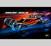 XRAY 360008 XRAY XB4C'21 - 4WD 1/10 ELECTRIC OFF-ROAD CAR