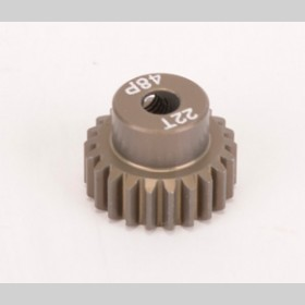 CORE-RC CR4822	Pinion Gear 48DP 22T (7075 Hard)